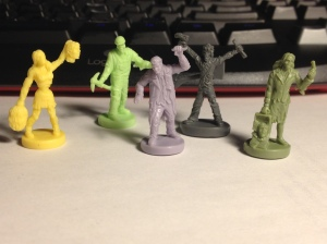 "Figures courtesy of Twilight Creation's awesome ""Humans!!!"" game."